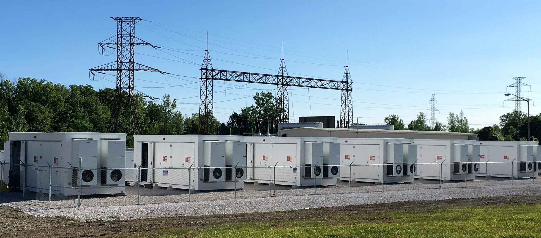 Convergent Commissions The Biggest Behind-the-Meter Energy Storage System in North America