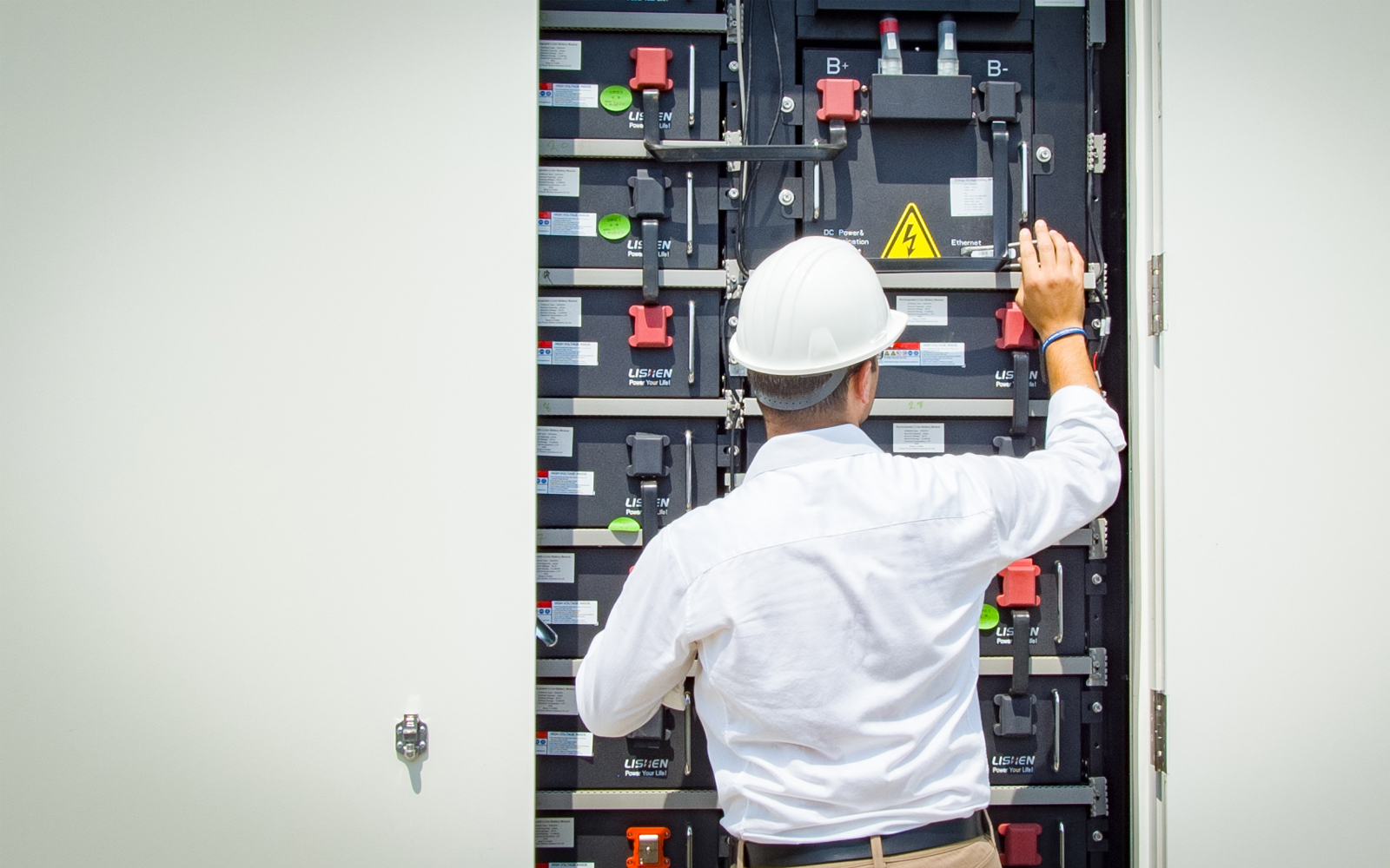 Inflection Point: Energy Storage in 2021