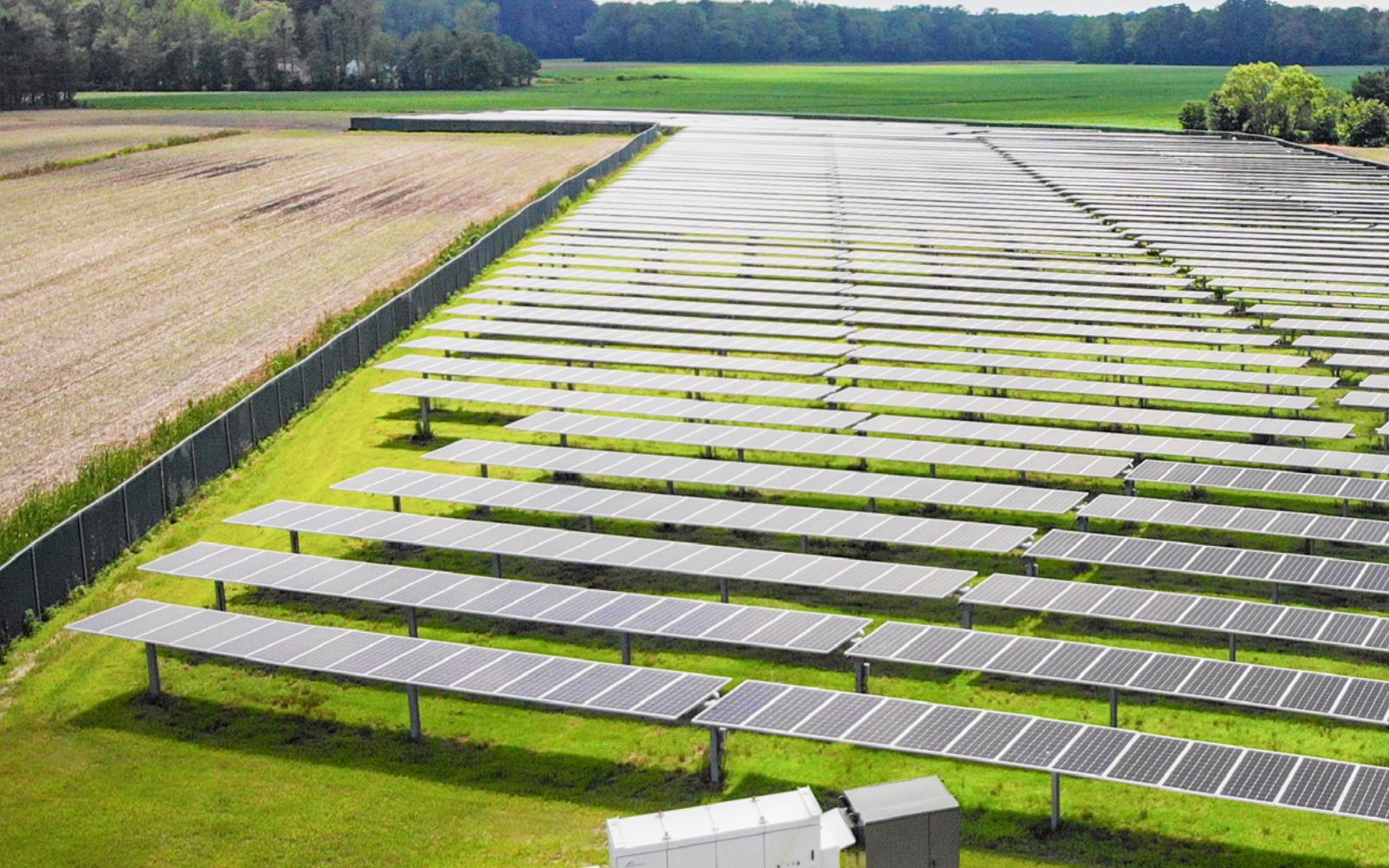 Case Study: Solar Plus Storage